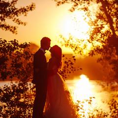 Свадебные фотографии от Анны Шаульской