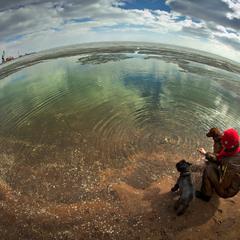 Оставляя круги на воде...
