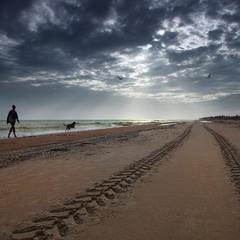 Мелекино, море, солнце, Новый Год.