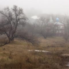 И опять туман...