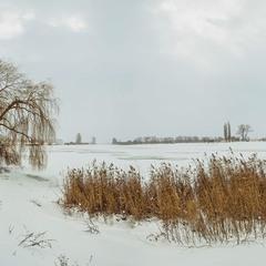 Зима на Хмельниччині