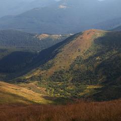 Запах осені в  горах