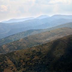 Схили Чорногори..