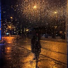 Дощовий вечір..