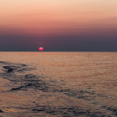 Море 2018