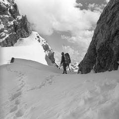 Выход на гору.