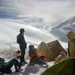 Промежуточный Лагерь.