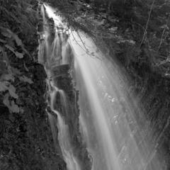 Водопад Женец