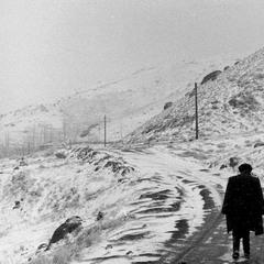 Дорога в Куруш.