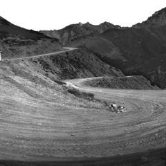 Дорога в Алайскую долину.
