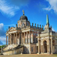 Potsdam , Neues Palais