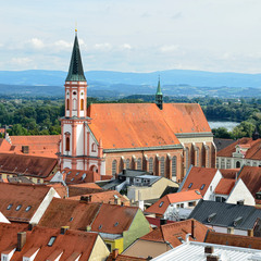 Straubing old city - 3