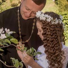 Вічна любов....Тато і донечка....