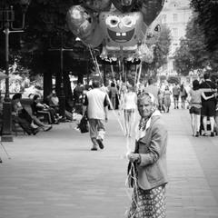 Старість і кульки