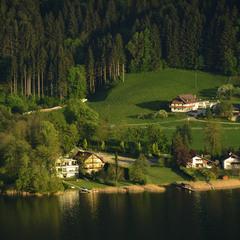 Озерная Австрия - тишь да гладь... вообщем благодать!
