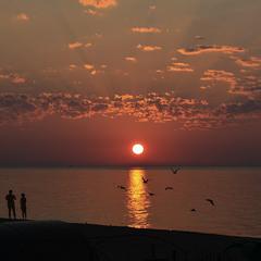 Самое Черное море или тихий разговор...