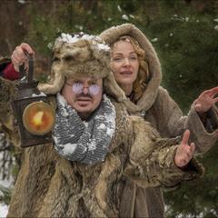 Мы из лесу вышли, был сильный мороз...