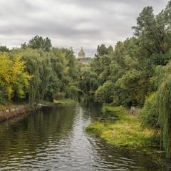 Осінь в Тернополі