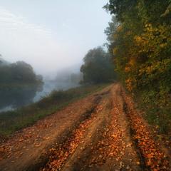 Осень уже близко