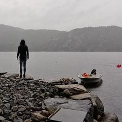 на краю Норвегии