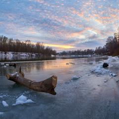 Ледяные воды Десны