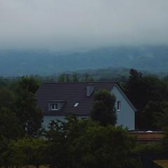 после дождя..вид с моего балкона...