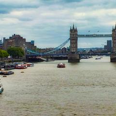 лондонські замальовки