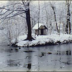 зимовий ставок