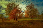 Осень - пора очей очарованье!