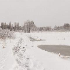 Морозная и Снежная Зима...