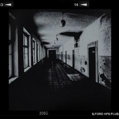 Темный коридор...