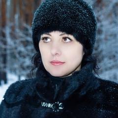 Зимний портрет..