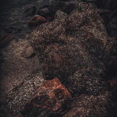 Каменный берег Азова!