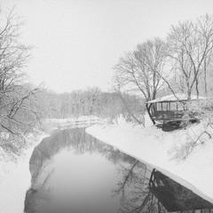 Чародейка Зима...
