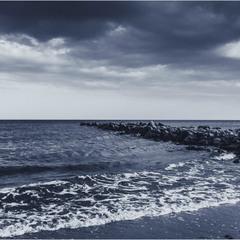 Ветер на море...