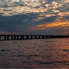 Утро, море, рыбаки...