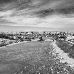 Зима на реке Волчья 2...