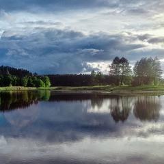 Зеркало природы