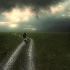 Земной дороге нет конца. Она как время – бесконечна!