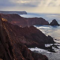Червоні скелі – не море.