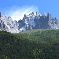 Гострі гори.