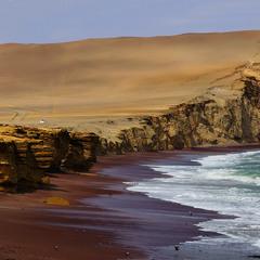 Пустеля й океан.