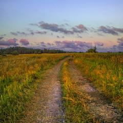 Шлях в незвідане позначено прочовганими коліями - добре.
