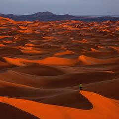 """Не всякий зможе """"перейти це море відчаю, пустелю самоти""""."""
