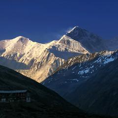 В гори людині буває потрібно, аби відчути несподіваність, неймовірність свого життя.