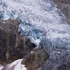 Фрагмент великого протистояння: льоди тічуть - не переповняться моря.