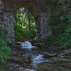 Тече річка невеличка і впадає в Прут в червні.