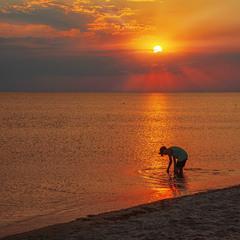 Дивні дива в дитинстві бувають: ось чому це в Чорному морі вода - червона?