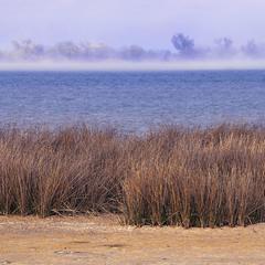 А потім туман – гульк, і втік он до того берега.