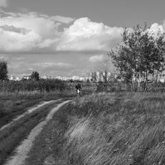 Життя за містом: коли дорога й шлях співпадають.
